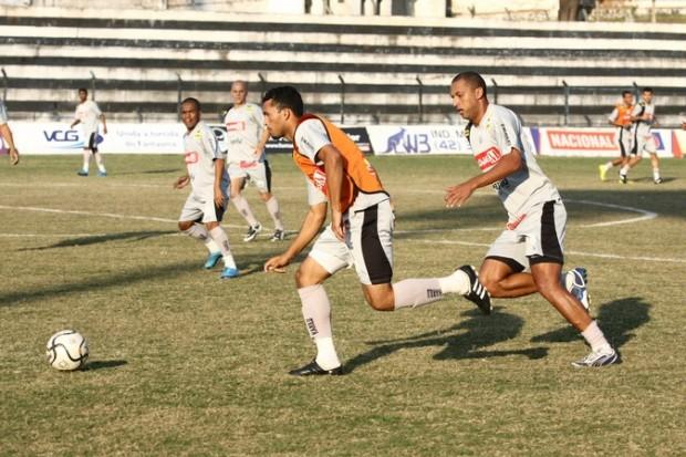 Foto: ZERO GOLS Operário ainda não marcou nenhum gol desde o fim do Campeonato Paranaense