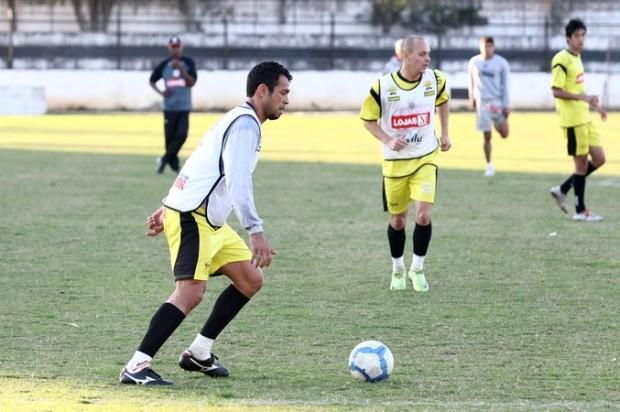 Foto: POUCOS GOLS Operário tem um dos ataques menos eficientes da Série D nacional, com apenas um gol marcado por Edenílson