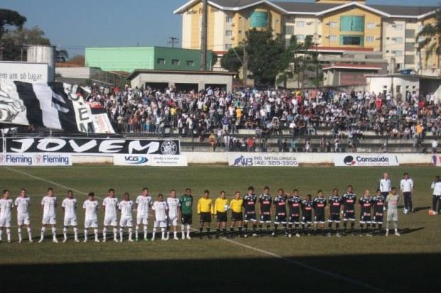 8/08/2010 - Operário 1 x 0 Oeste - Ponta Grossa - PR