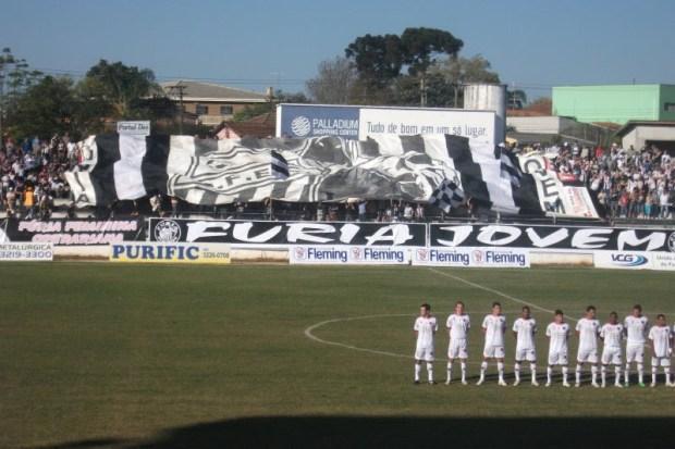8/08/2010 - Operário 1 x 0 Oeste-SP - Ponta Grossa - PR