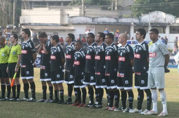 22/08/2010 - Operário 1 x 0 São José - Ponta Grossa - PR