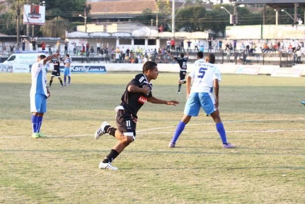 Foto: SEGUE VIVO Gol de Tardeli garantiu o Operário na próxima fase da Série D do Campeonato Brasileiro