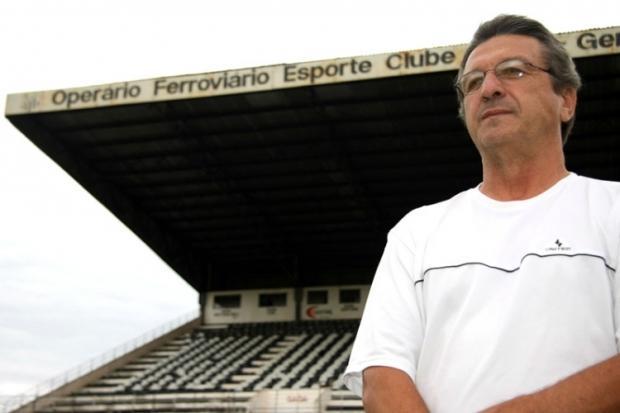 Foto: Presidente Iurk está bastante confiante em ver o Operário na Copa do Brasil