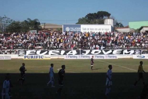 5/09/2010 - Operário 1 x 0 Metropolitano-SC - Ponta Grossa - PR