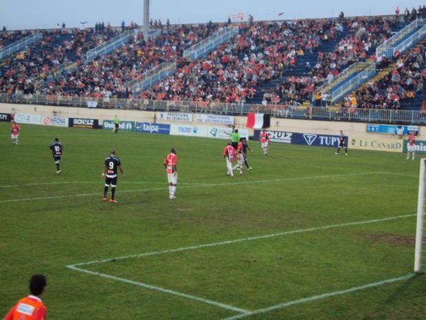 26/09/2010 - Joinville 0 x 0 Operário - Joinville - SC