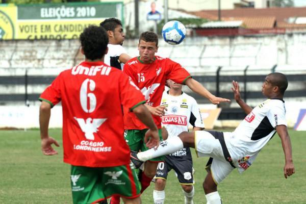 Foto: Fantasminha venceu ontem com um gol nos descontos