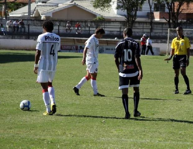 Foto: Na última partida em casa, na semana passada, o Fantasminha perdeu para o Atlético Paranaense