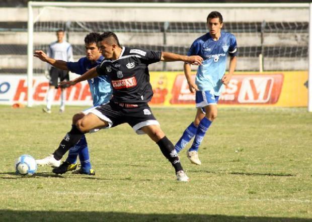 Foto: Operário x Iraty - Copa Tribuna 2010 - Sub18