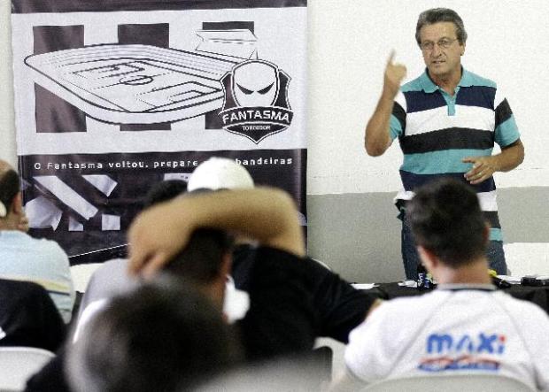 Foto: Carlos Roberto Iurk vai presidir o clube nos próximos 2 anos