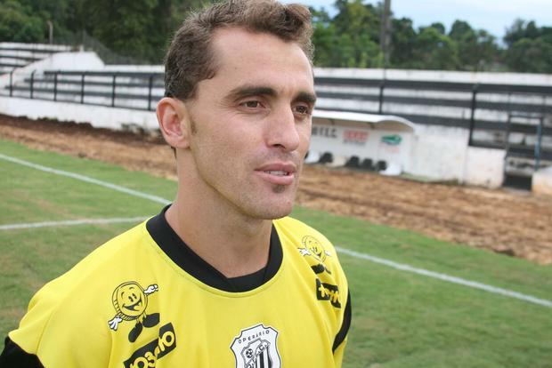 Foto: DE VOLTA Lisa negocia com o Operário e pode defender o clube pelo terceiro ano seguido