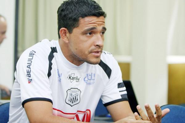 Foto: Zagueiro Tinoco é uma das novidades do Operário para a disputa do Paranaense 2011