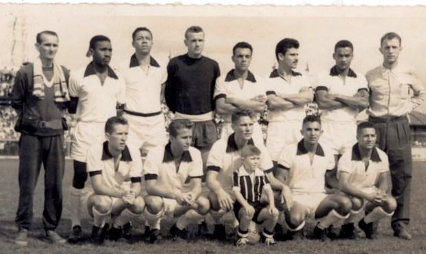 Foto: HISTÓRIA Passado alvinegro, que incluiu o vice-campeonato de 1961, também é responsável pela pontuação nos rankings nacionais