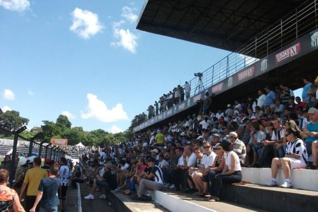 Foto: Operário x Coritiba - 16/01/2011 - Ponta Grossa - PR