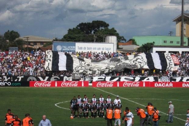 Foto: Operário 0 x 1 Coritiba - 16/01/2011 - Ponta Grossa - PR