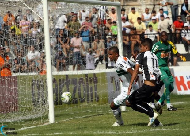 Foto: Operário 0 x 1 Coritiba - Ponta Grossa - PR