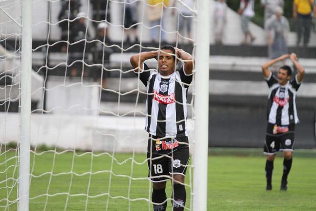 Foto: MAIS UMA Operário voltou a falhar diante de seu torcedor no Campeonato Paranaense