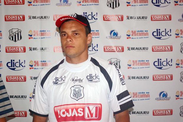 Foto: RESPONSABILIDADE Ceará admite que chega com o peso de uma das grandes contratações do Operário para este ano