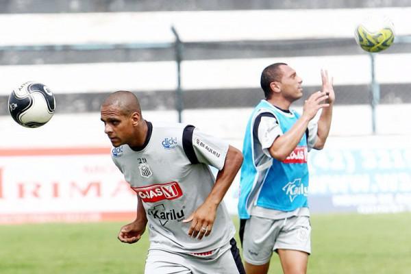 Foto: Matheus e Ícaro são as esperanças de gols no ataque do Fantasma