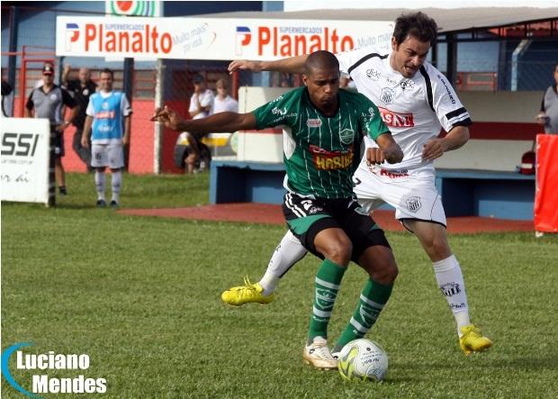 13/03/2011 - Arapongas x Operário - Cianorte