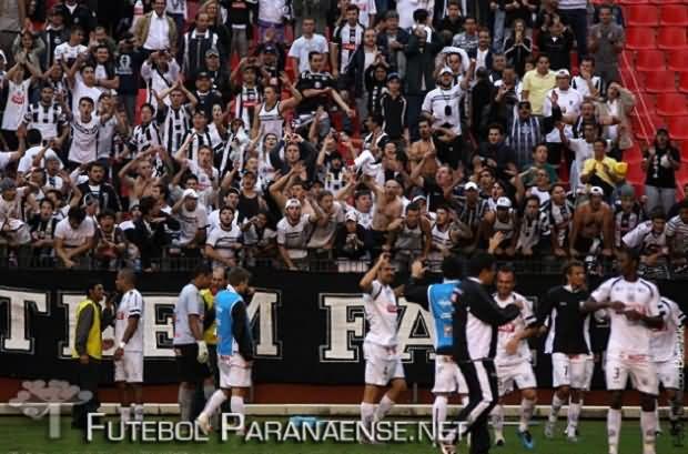 19/03/2011 - Atlético PR 0 x 2 Operário - Curitiba