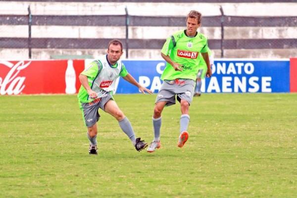 Foto: Operário fez último treinamento na manhã de ontem no Estádio Germano Krüger