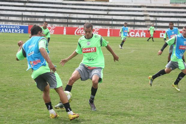 SEM SURPRESAS Operário está definido para amanhã, com mesmo time que empatou com Paraná