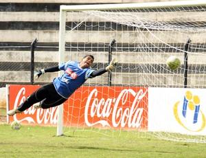 Ivan, do Operário, foi premiado como o melhor goleiro (Foto: Divulgação Operário/Luciano Mendes)