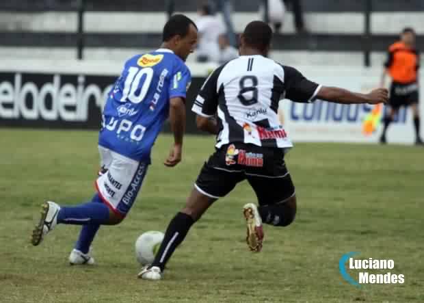 15/05/2011 - Operário 1 x 0 Cianorte - Ponta Grossa