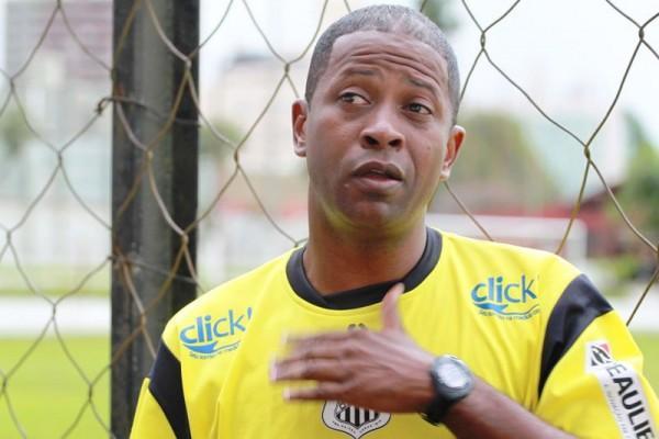 Treinador Amilton Oliveira tem tudo para continuar no comando da equipe para a Série D