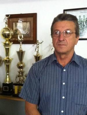 Iurk destaca profissionalismo da gestão do clube (Foto: Luciano Balarotti/Globoesporte.com)
