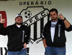 Thiago e Alexandre lideram a Trem Fantasma (Foto: Luciano Balarotti/Globoesporte.com)