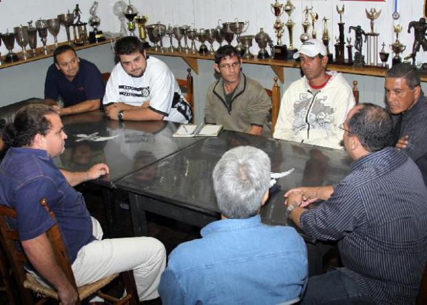Tanto Organizadas quanto grupo gestor avaliaram de forma positiva a reunião Foto: Luciano Mendes