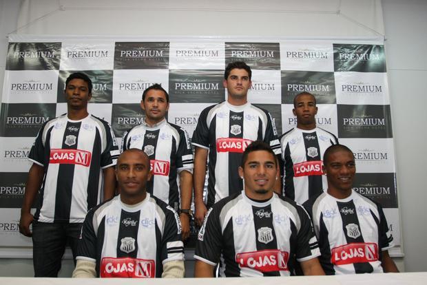 REFORÇOS Operário apresentou sete nomes e praticamente fechou o elenco para Série D