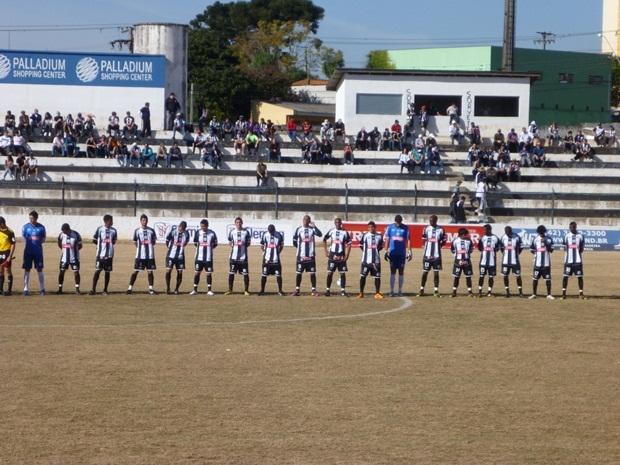 10/07/2011 - Operário 3 x 2 Juventus - Ponta Grossa - PR