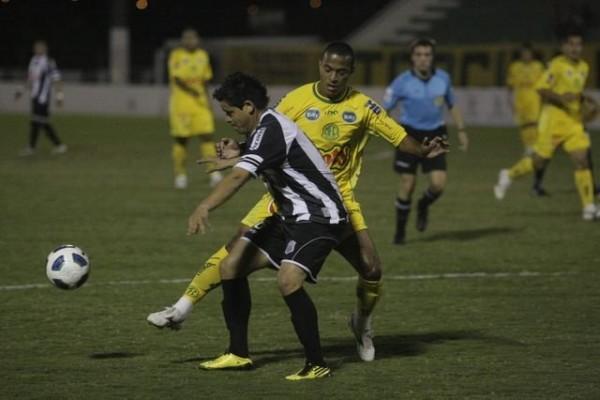 O jogo entre Mirassol e Operário foi disputado no último domingo no interior paulista