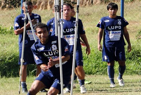Novo reforço para o meio de campo chega hoje a Ponta Grossa - Foto: Tiago Ferreira
