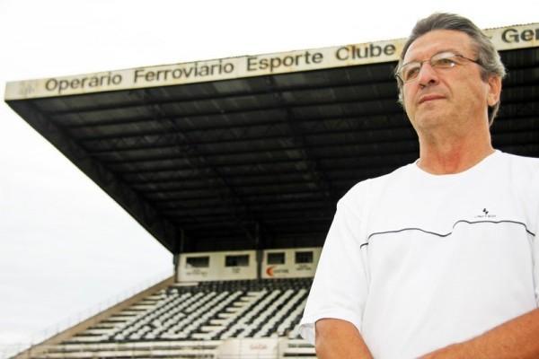 Presidente do Operário diz que futuro da parceria será divulgado após jogo de domingo