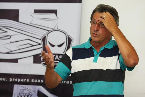 Carlos Roberto Iurk promete ter planejamento do definido no próximo mês iniciar pré-temporada em novembro