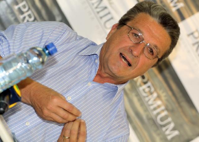 Iurk afirma ter reunião hoje com Sfeir - Foto: Luciano Mendes