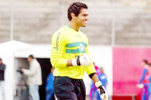 Goleiro Ricardo Vilar é um dos 12 reforços contratados pelo clube para reforçar o plantel para a próxima temporada