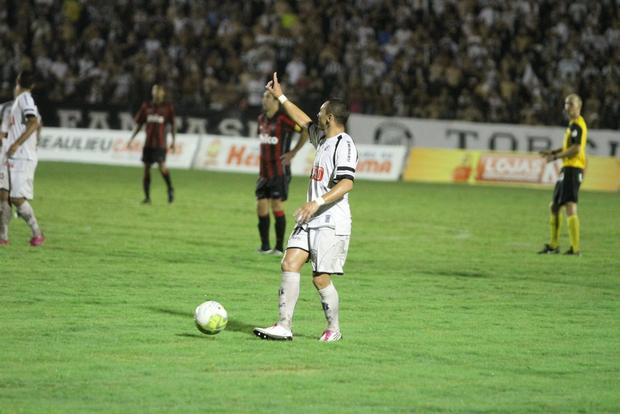 Operário fará primeiro jogo em casa contra o Atlético-PR