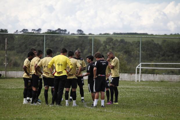 Operário terá dois jogos-treinos nesta semana - Foto: Rodrigo Covolan