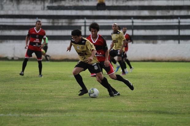 Operário venceu jogo-treino contra o Guarani na terça-feira e volta a campo hoje - Foto: Fábio Matavelli