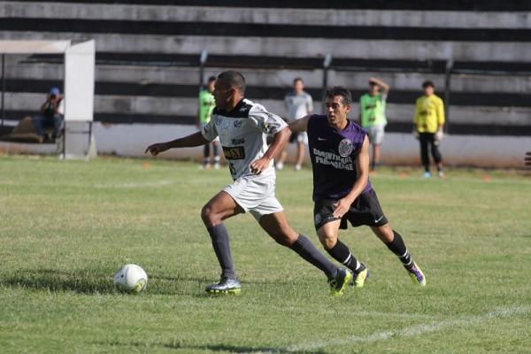 Na última quinta-feira, o Operário venceu o jogo-treino realizado contra o Corinthians-PR