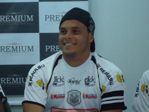Londrina não desiste de contratar o meia Ceará - Foto: Site Oficial