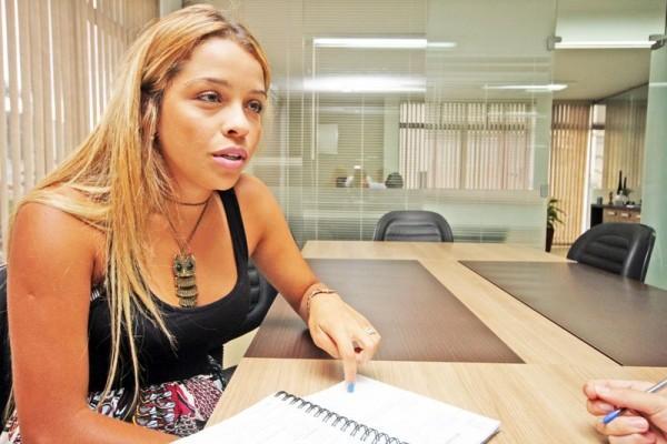 Amanda Vieira, coordenador do concurso Musa do Operário, diz que inscrições foram estendidas. Até agora já se inscreveram 19 garotas - Foto: Clebert Gustavo