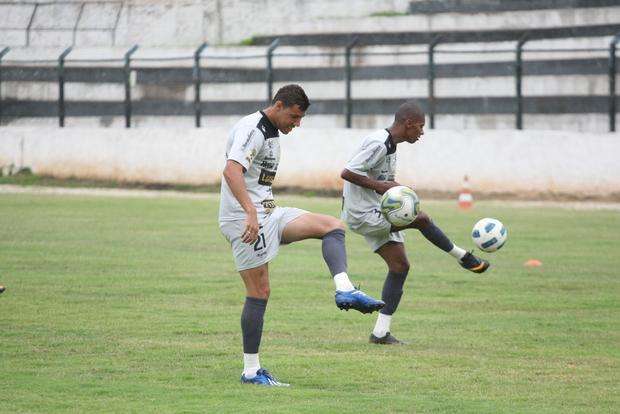 Operário terá pela frente time que disputa a primeira divisão do Campeonato Catarinense - Foto: Rodrigo Covolan