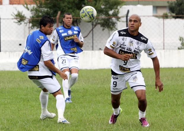 Homem-gol do Operário, Ícaro ainda não desencantou no Paranaense - Foto: Luciano Mendes