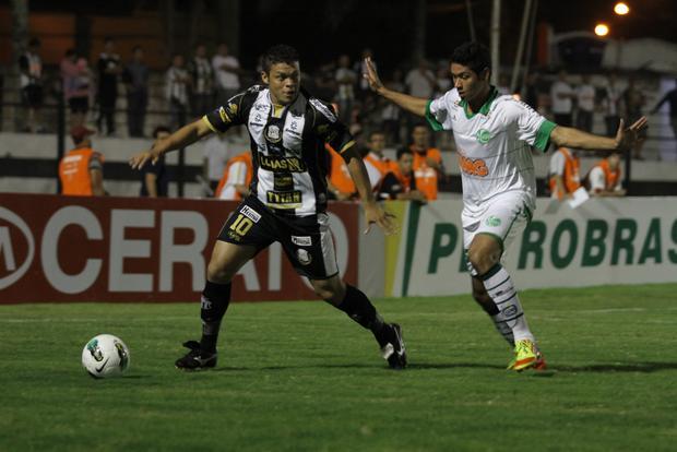 Fantasma participou pela primeira vez da Copa do Brasil em sua história - Foto: Fábio Matavelli