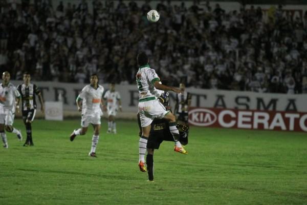Juventude não encontrou qualquer dificuldade para chegar à vitória - Foto: Clebert Gustavo